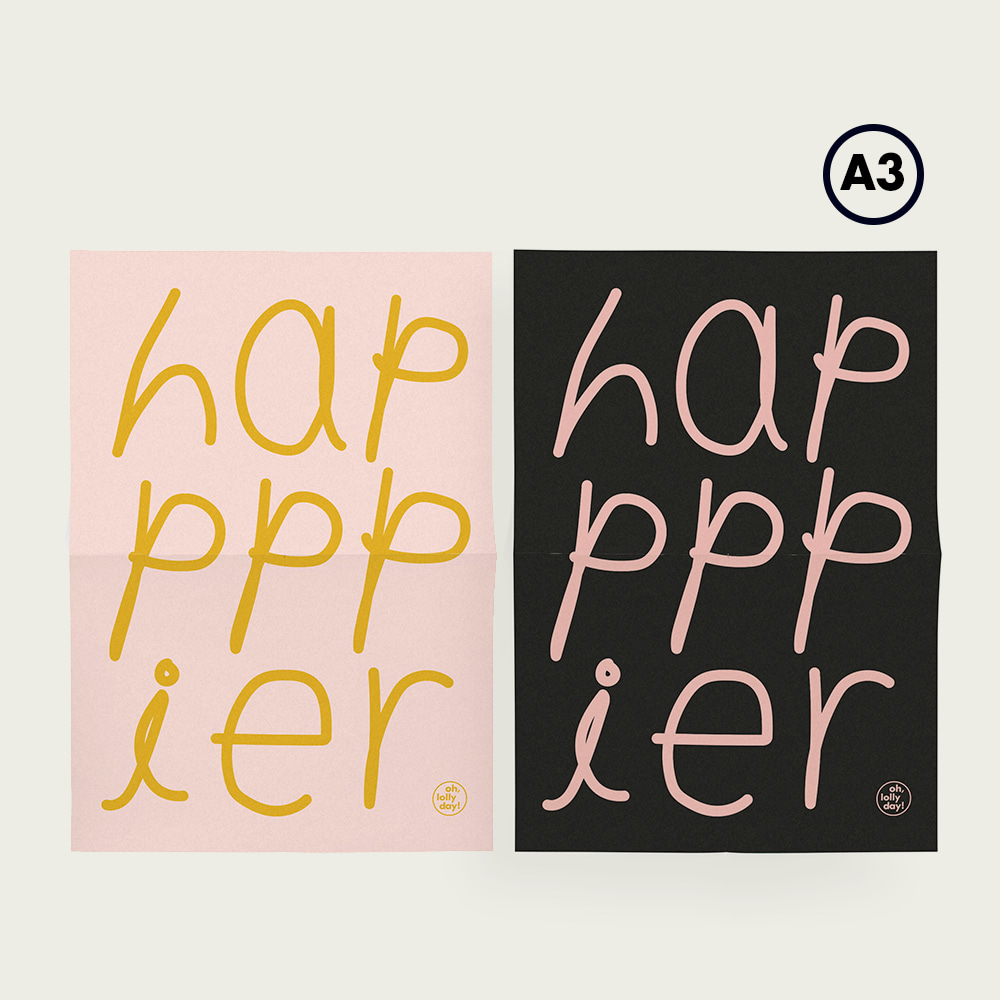 [Poster] A3_happpier