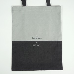 [Bag] oh, happy day. oh, my day! _ light grey&dark grey