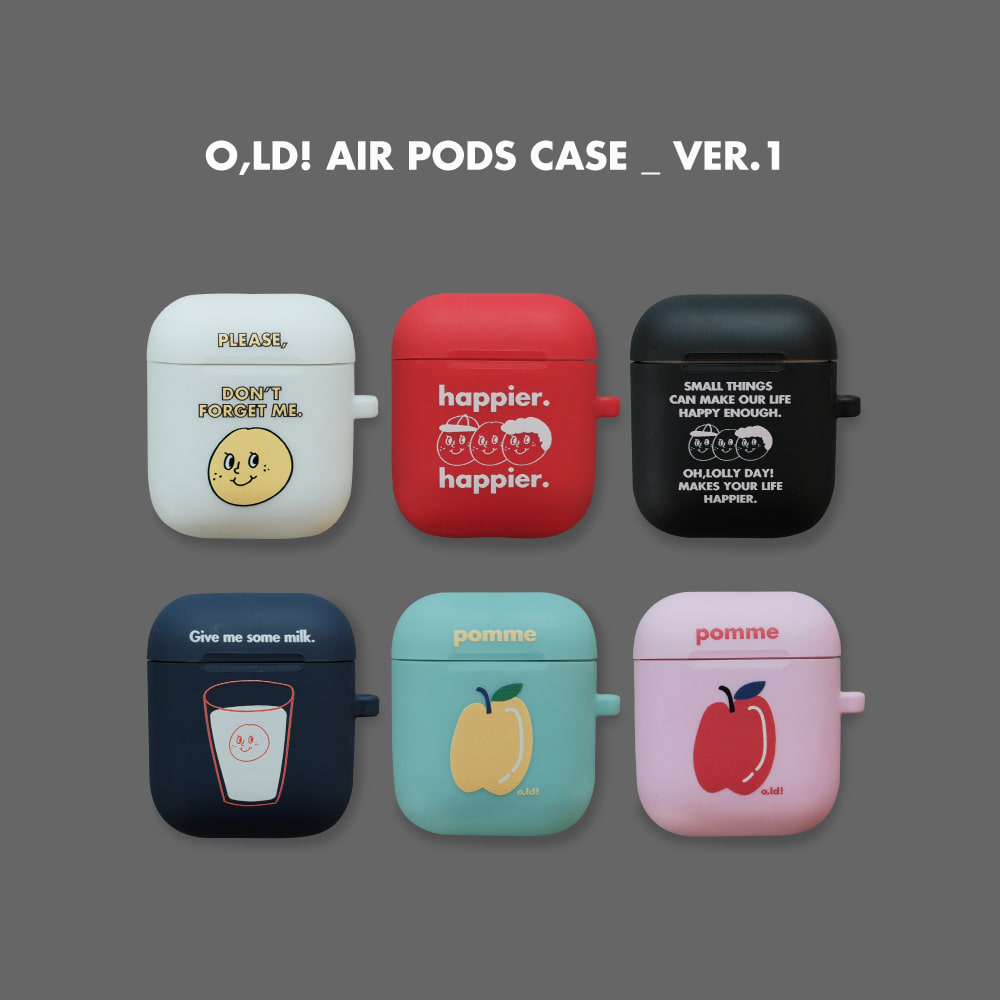 [Airpod case] O,LD! Airpod case_ver.1