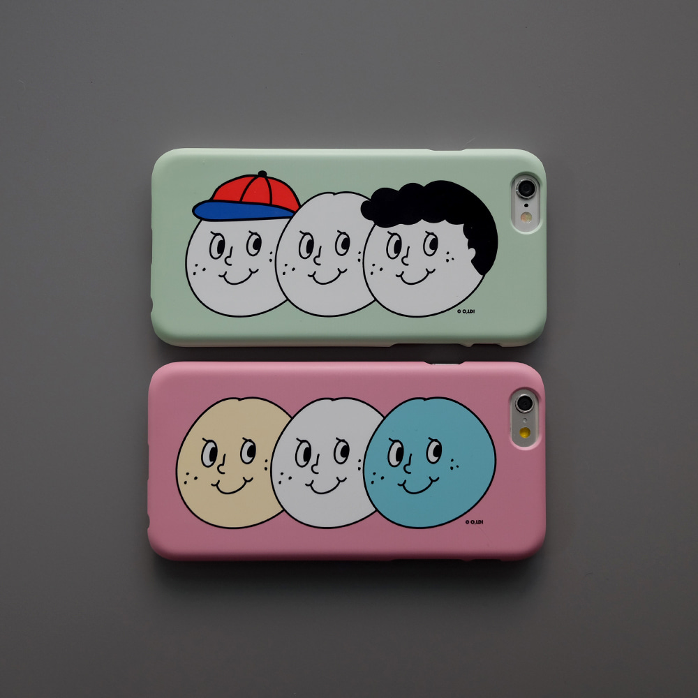[Phone case] 3 brothers_Hard