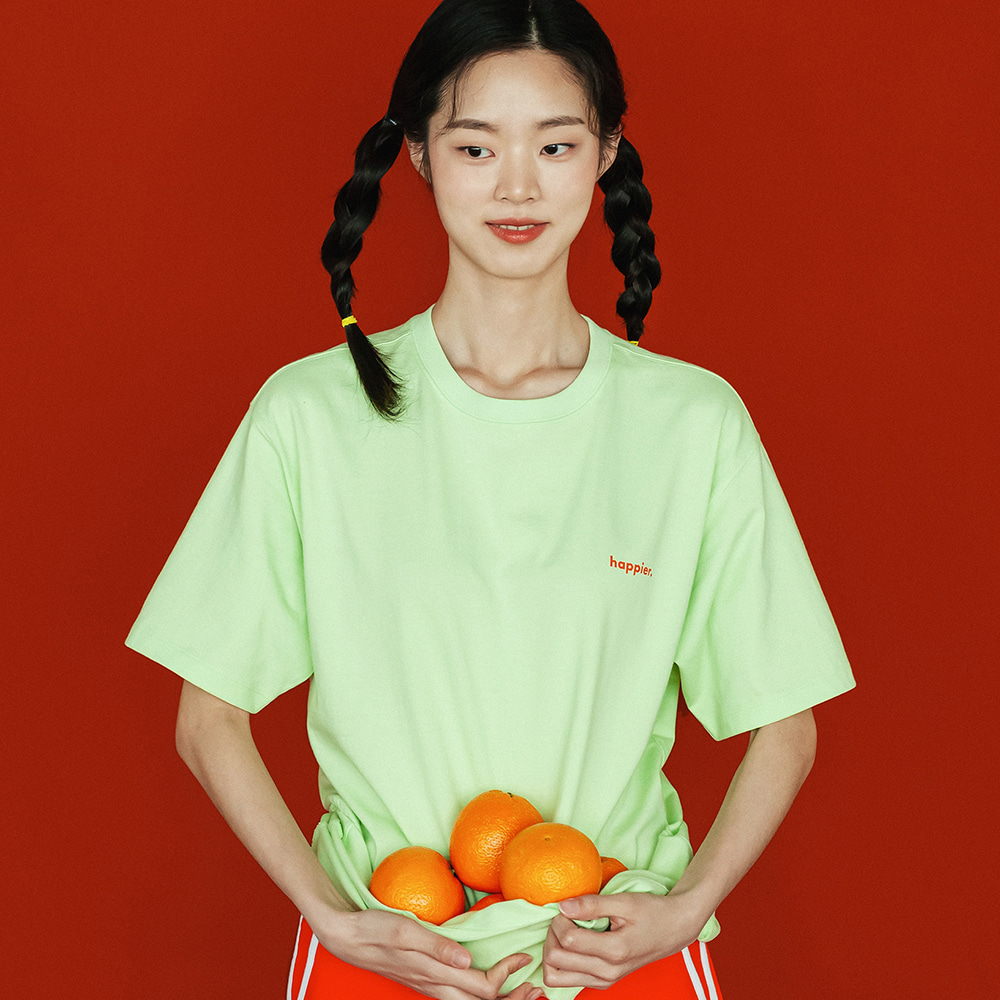 [Apparel] O,LD! T-shirts_Signature_Lime