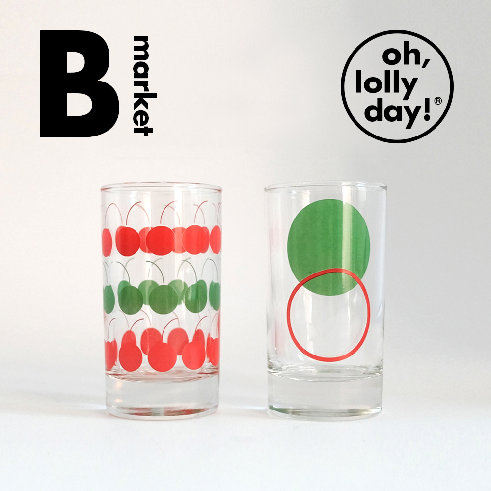 [B market] O,LD! 150ML Glass_ver.1
