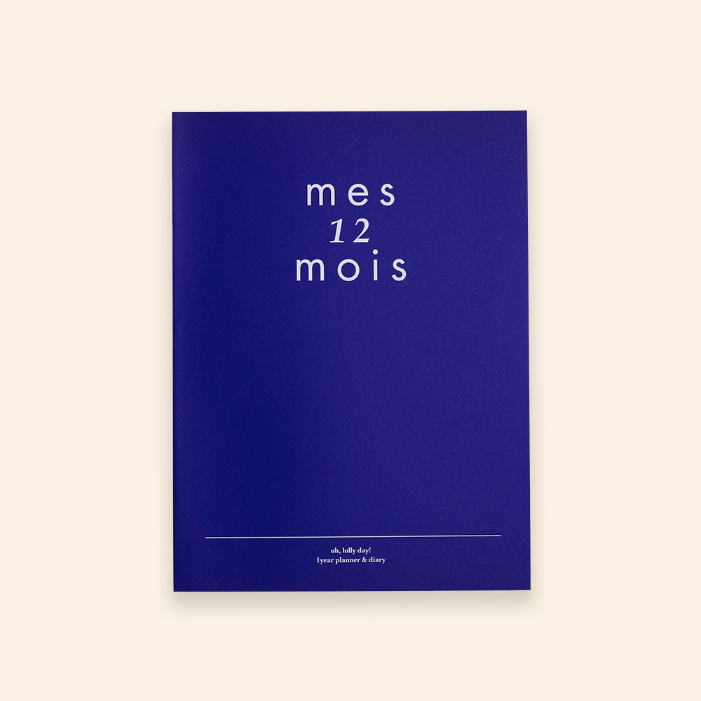 [Diary] Mes 12 Mois_06_blue hour