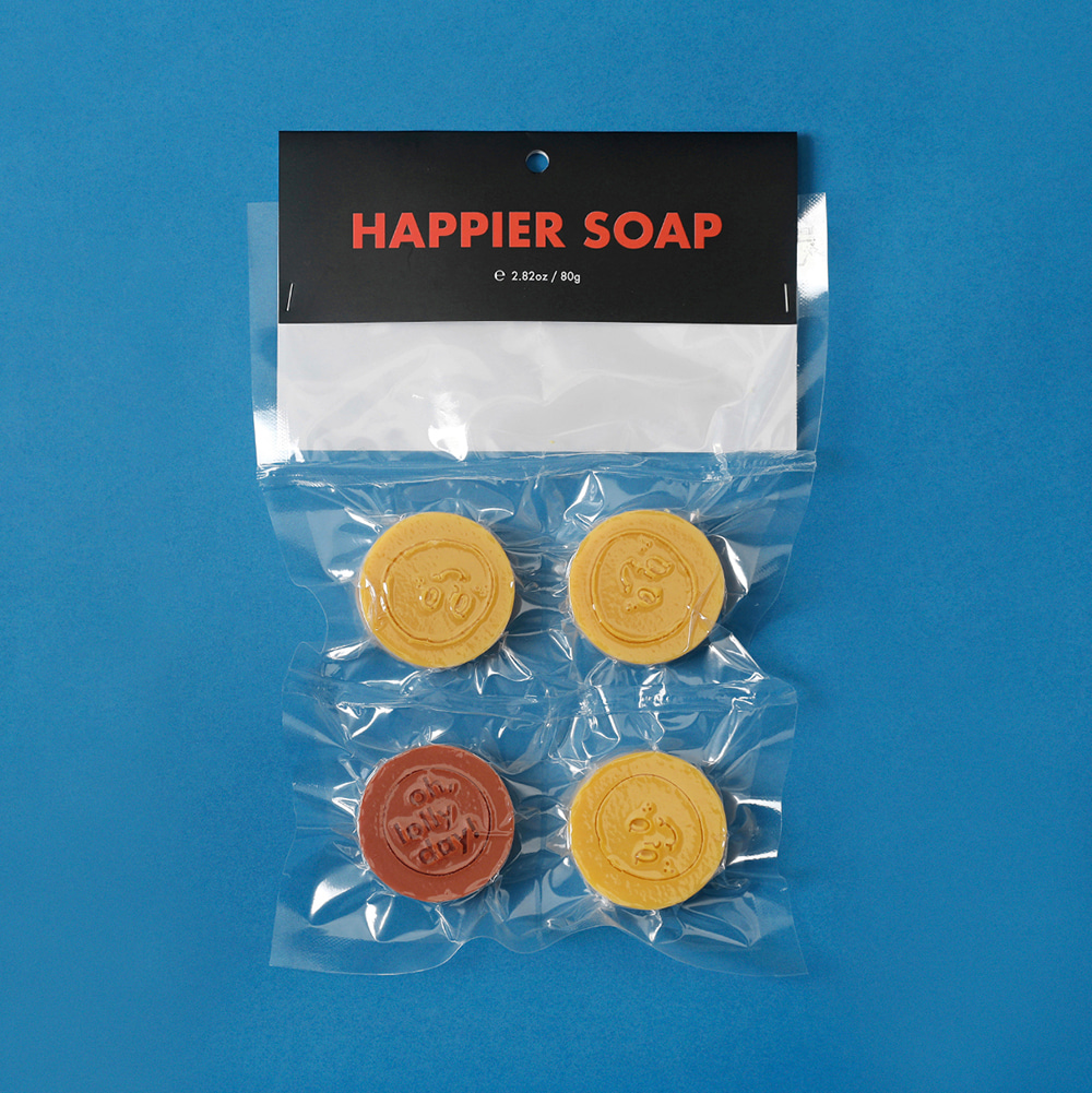 [O,LD! X Hanahzo] Happier soap